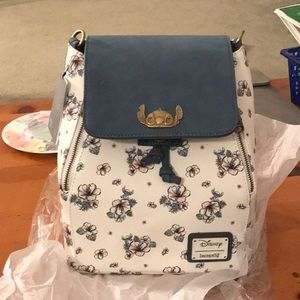 Disney Loungefly Stitch Backpack.